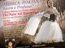 Koncert Musica Italiana Sacra e Profana 21.10.2012
