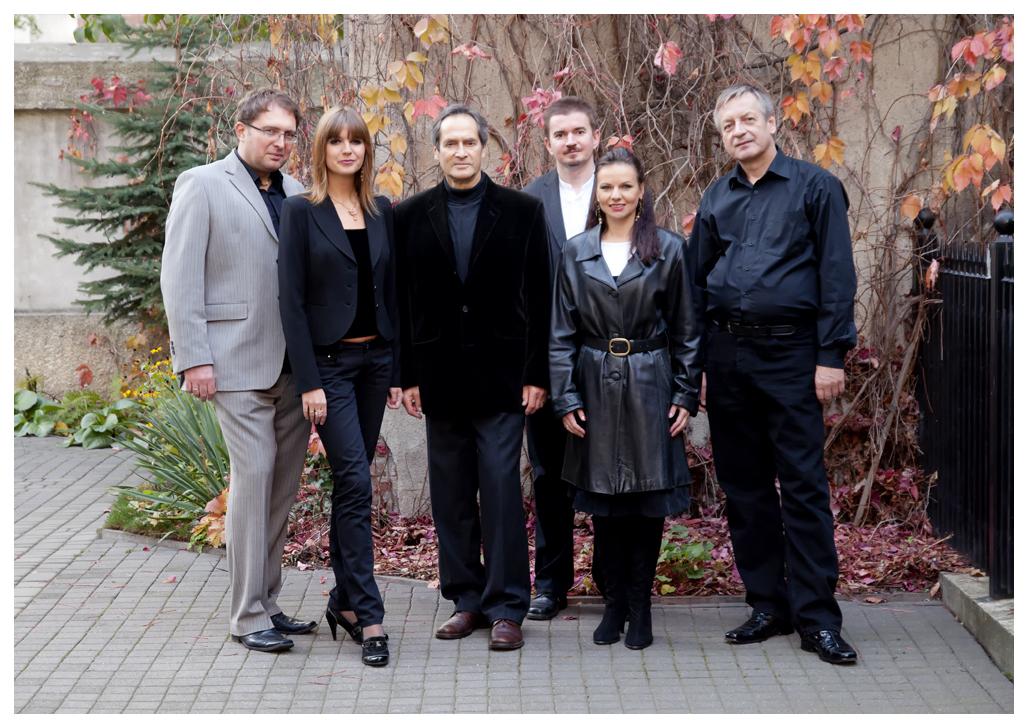Justyna Reczeniedi, Jerzy Zelnik, Trio Con Passione i Marcin Olak