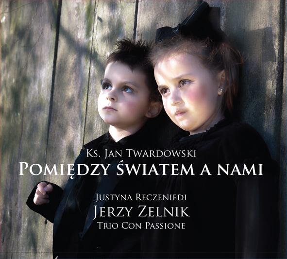 Okładka albumu Pomiędzy światem a nami