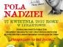 Pola Nadziei 2012